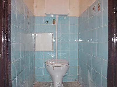 Nátěr na umakartové jádro koupelny