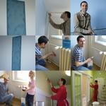 Nátěr radiátorů a stěn s úsměvem, malířství a natěračství Brno