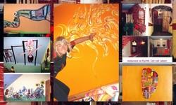 malujeme pro děti a dospělé obrázky na zeď