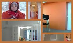 renovace umakartové koupelny bytové jádro koláž