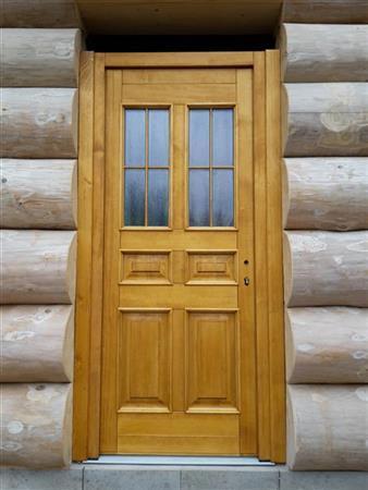 Vchodové dveře pardubice