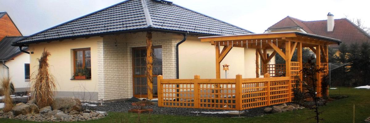 výstavba a rekonstrukce domů