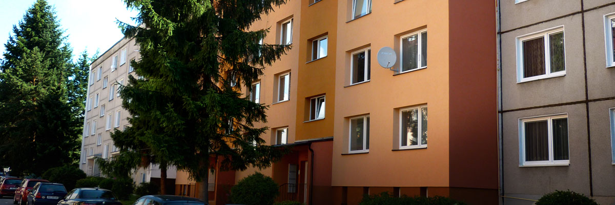 zateplování a nové fasády