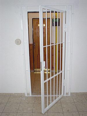 Mříže do dveří