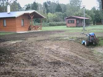 Zakládání trávníků