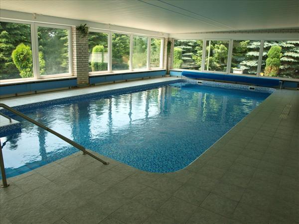 Krytý bazén - Jižní Čechy
