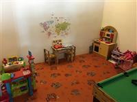 apartmány Na Mlýně - dětský koutek - pronájem apartmánů Jeseníky