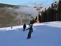 penzion Na Mlýně- Ski Aréna Karlov - lyžování v Jeseníkách