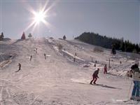 penzion Na Mlýně - Ski park Ostružná - lyžování Jeseníky