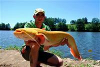 Rybaření v jižních čechách