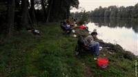 Rybářské závody na 8 hodin