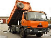 nákladní autodoprava - Jihlava