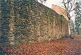 Oprava městských             hradeb v Šumperku