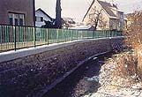 Oprava opěrných zdí             Zábřeh nad Moravou