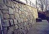 Nová opěrná zeď             Ondřejov u Rýmařova