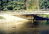 Oprava a statické             zajištění mostu po povodni - Malá Morávka