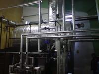 napájecí nádrž a předehřev vody