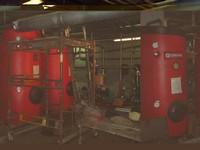 montáž a propojení akumulačních nádrží TUV