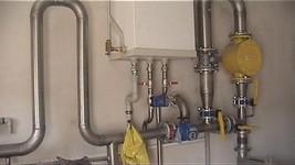 regulační stanice bioplynu 1