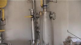 regulační stanice bioplynu 2