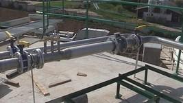 rozvody bioplynu