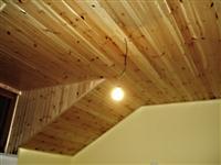 Dřevěné obklady - truhlářství Pardubicko