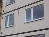 Dřevěná okna do paneláku