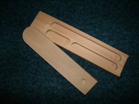 dřevěný penál