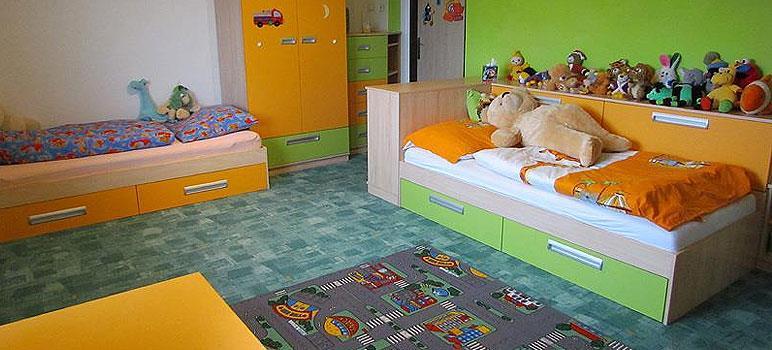 Nábytek pro dětské pokoje