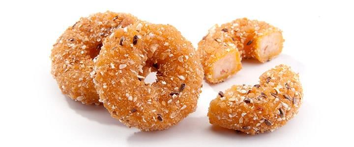 Hermelínové donuts