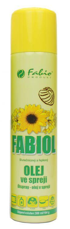 Fabiol - olej ve spreji
