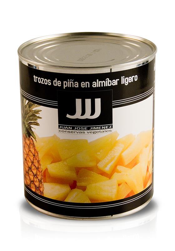 Ananas kousky