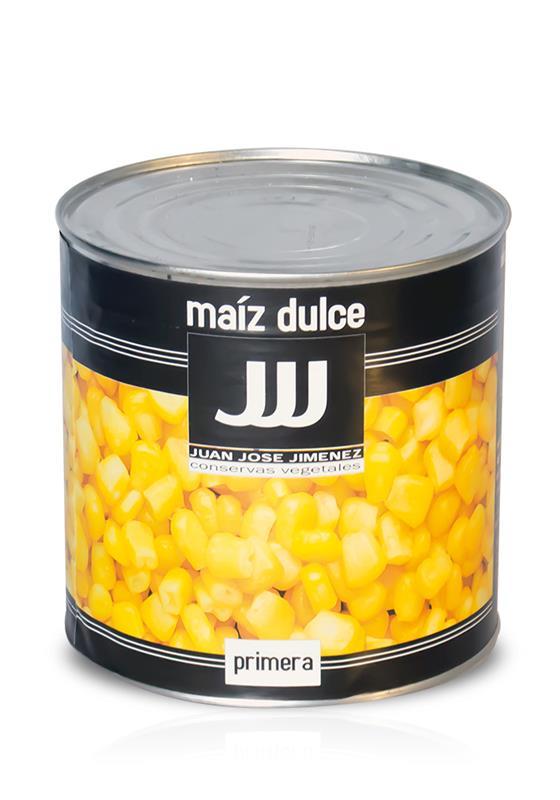 Kukuřice sladká