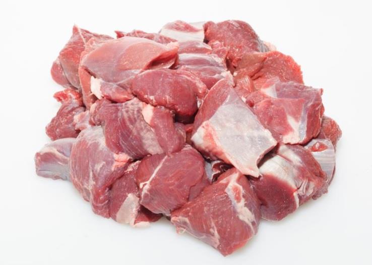 Muflon guláš
