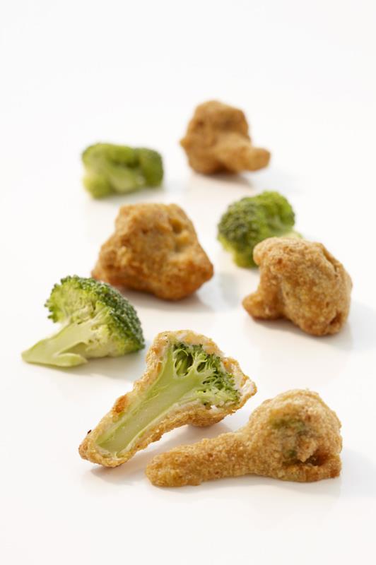 Brokolice obalovaná v těstíčku