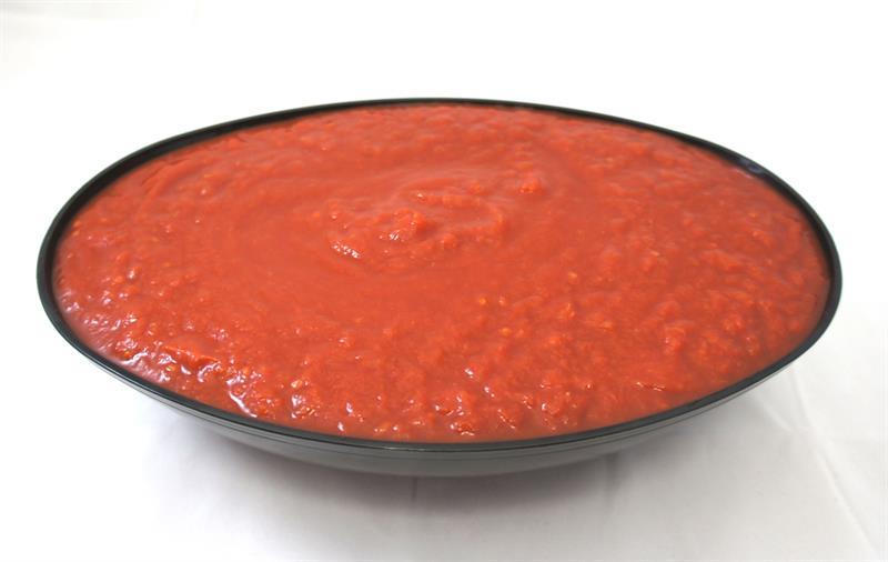 Drcená rajčata