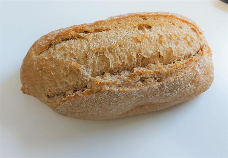 Selský chléb s kvasem