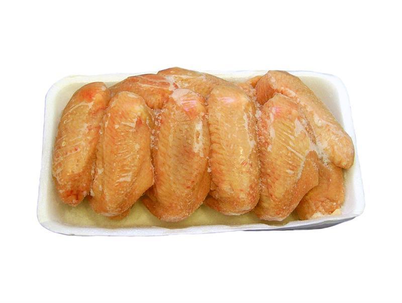 Kuřecí křídla z kukuřičného kuřete