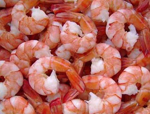 Tygří krevety loupané 1 kg