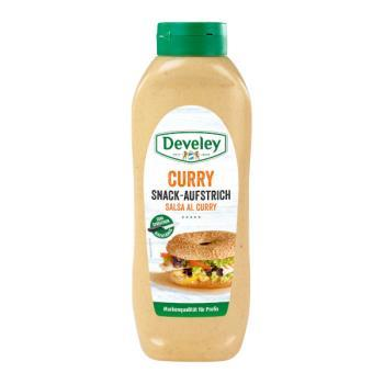 Curry snack sauce