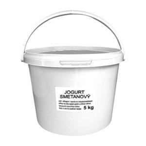 Jogurt smetanový bílý 10%