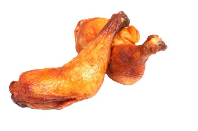 Uzená kuřecí stehna