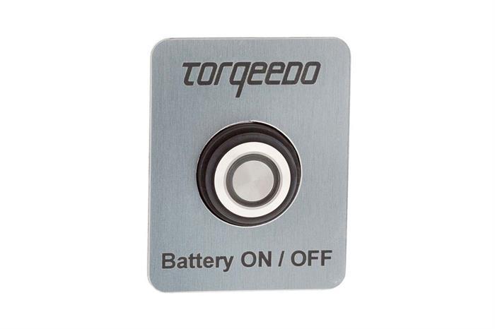 Vypínač baterie pro Torqeedo Power 48-5000