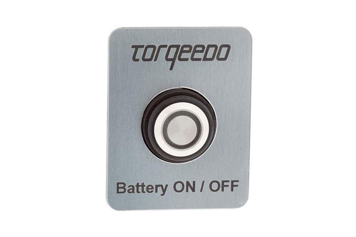 Vypínač baterie pro Torqeedo Power 26-104 a 24-3500