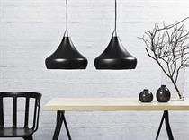 Závěsné svítidlo  Fascino černá
