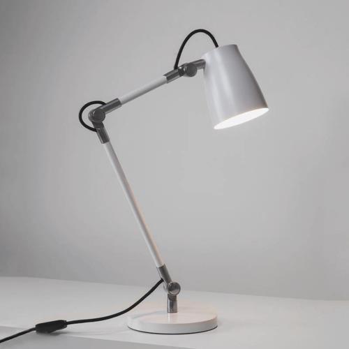 Stolní lampa Base bílá