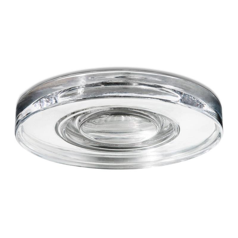 Zápustné svítidlo Eis kruhové