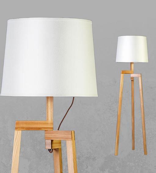 Stojací lampa CANDELA