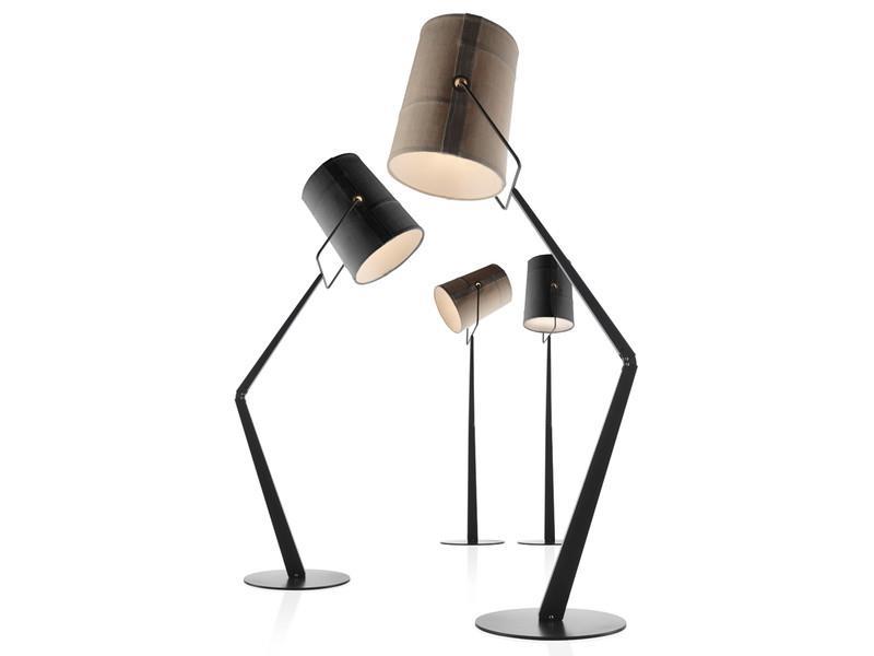 Stojací lampa Fork