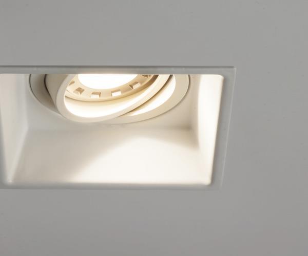 Zápustné LED svítidlo Minima square